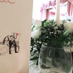 Caricaturista matrimonio - Federico Cecchin - Events Caricaturist37